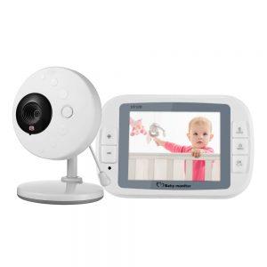 Monitor video bebelusi