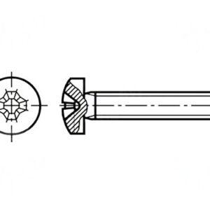 Set surub 2.5 mm (M2.5)
